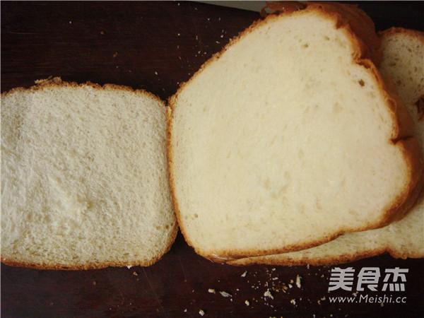 吐司水果奶油三明治怎么做