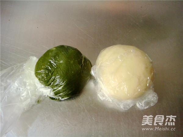 抹茶绿豆蔓越莓酥的做法大全