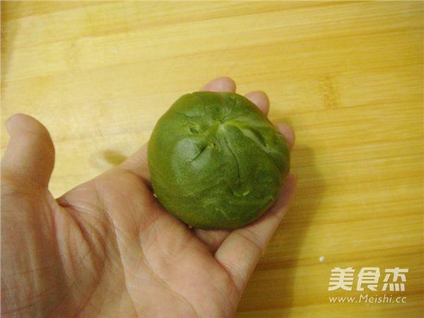 抹茶绿豆蔓越莓酥怎样做