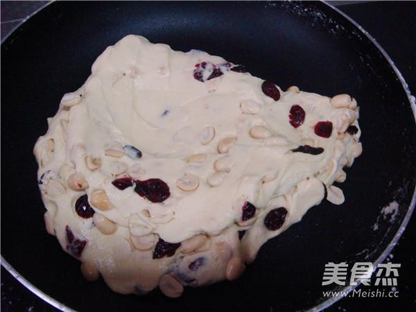 自制蔓越莓牛轧糖怎么吃