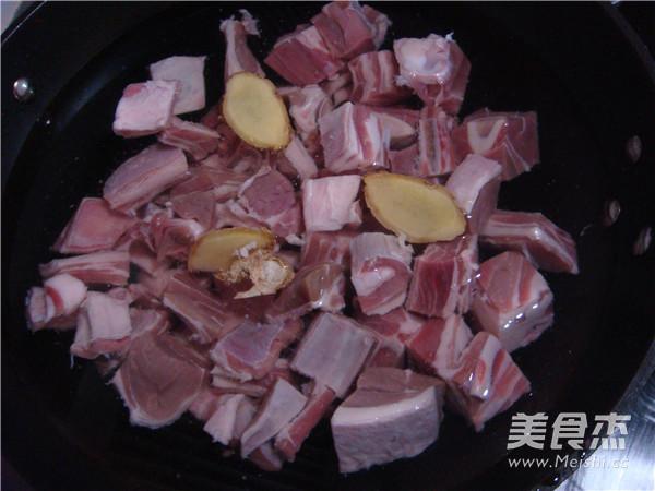 家常红烧牛肉的做法大全