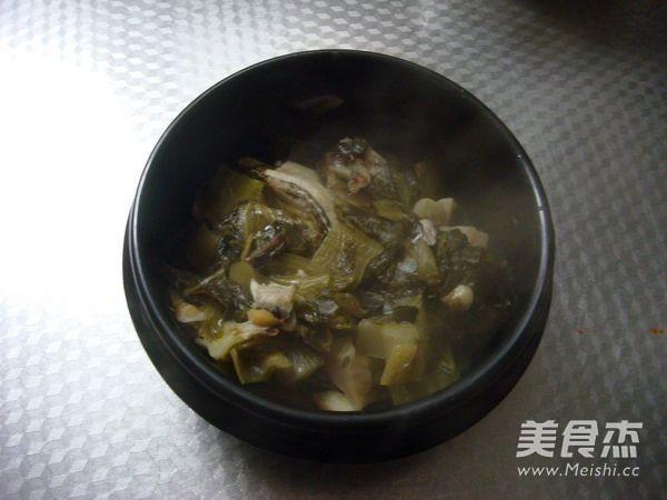 酸菜鱼怎样煮