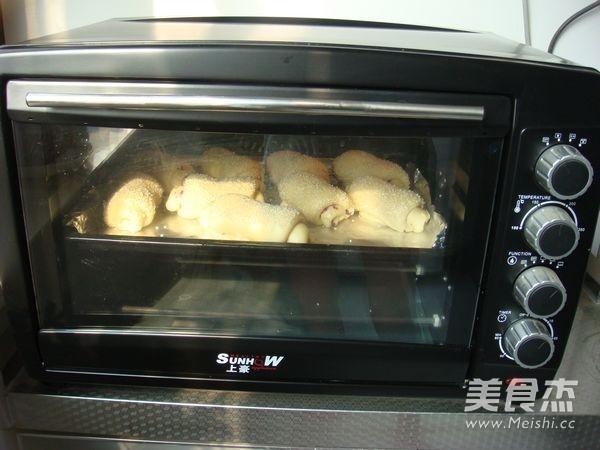 汤种芝香紫薯面包怎样炒