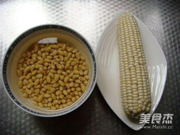 糯玉米豆浆的做法大全
