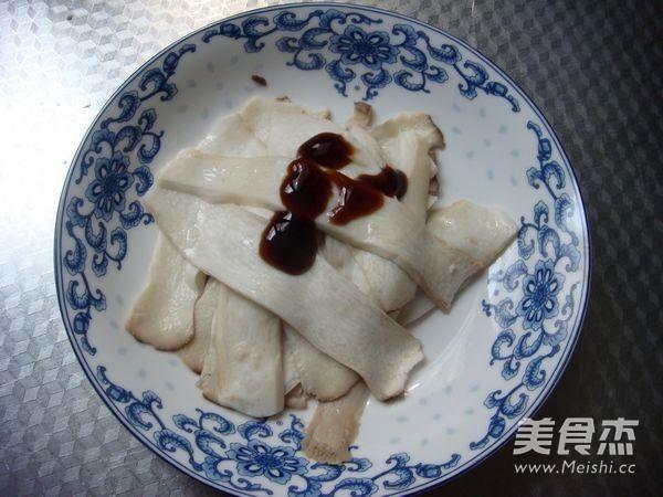 黑椒培根杏鲍菇的简单做法