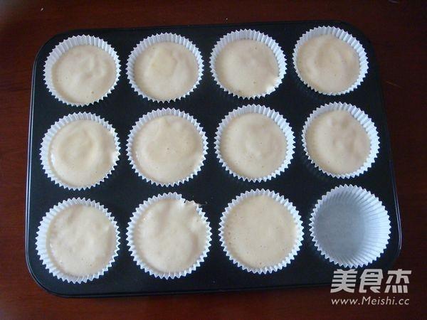 椰香紫薯小蛋糕怎么做