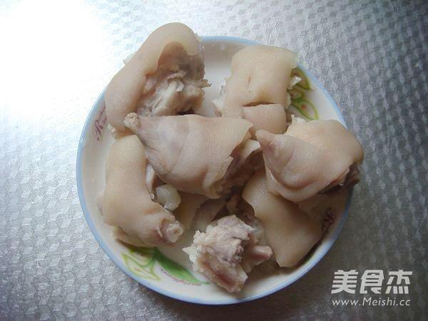 黄豆猪蹄汤的家常做法