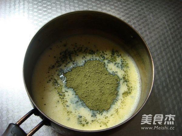 抹茶冰激凌怎么吃