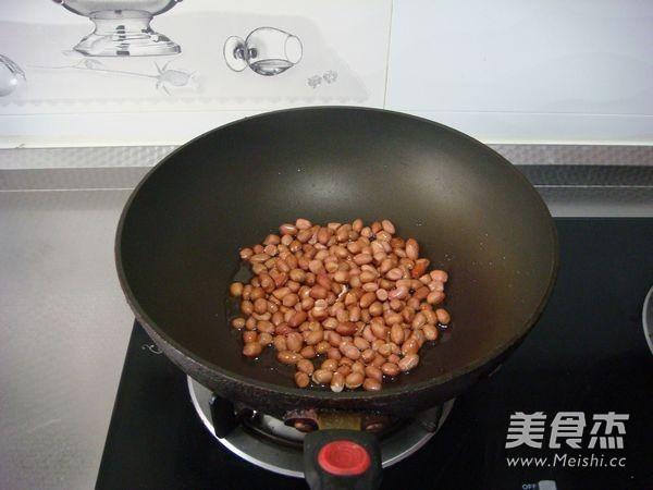 油炸花生米的做法图解