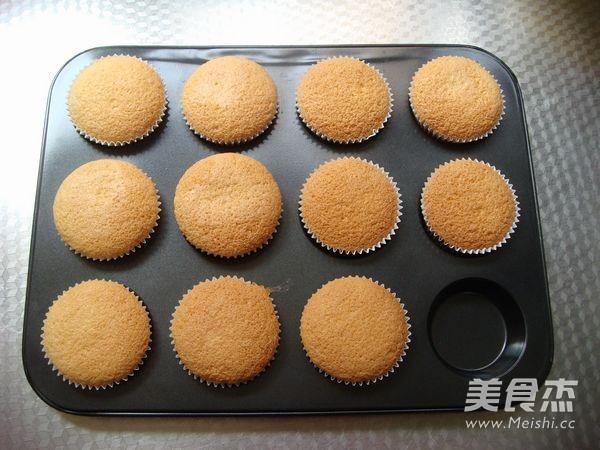 椰香紫薯小蛋糕怎么煮