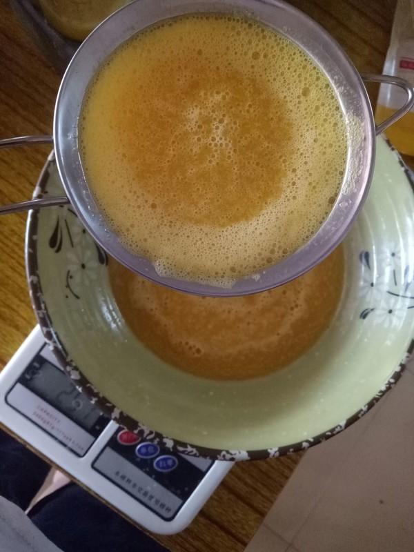 芒果椰汁冻的做法图解