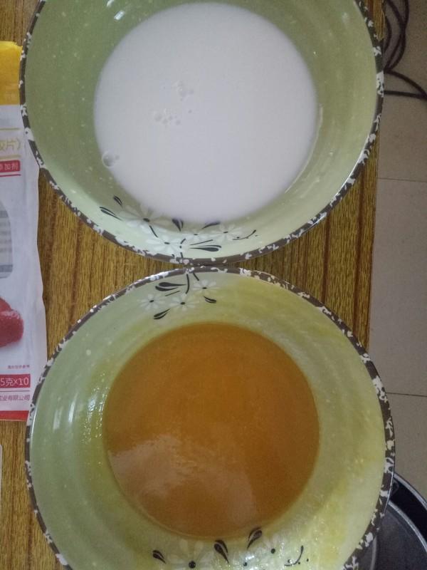 芒果椰汁冻的家常做法