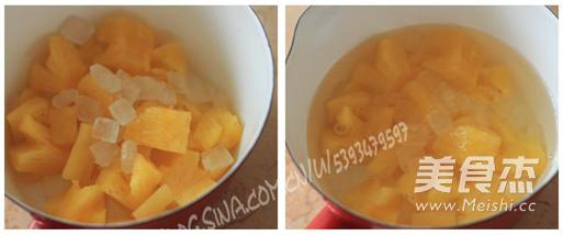 西米水果甜汤的做法大全