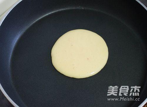 梅汁奶酪松饼怎么炒