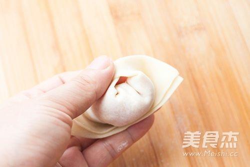 鲜肉虾仁大馄饨怎么吃