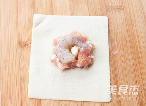 鲜肉虾仁大馄饨的家常做法