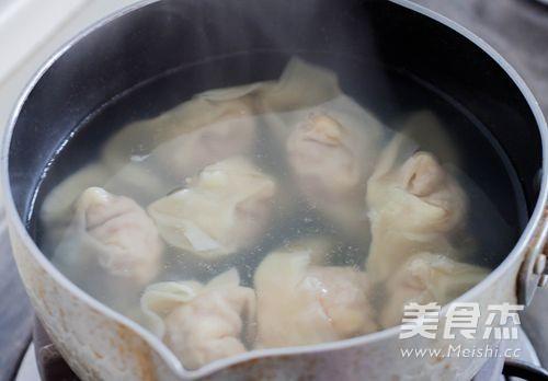 鲜肉虾仁大馄饨怎么煮