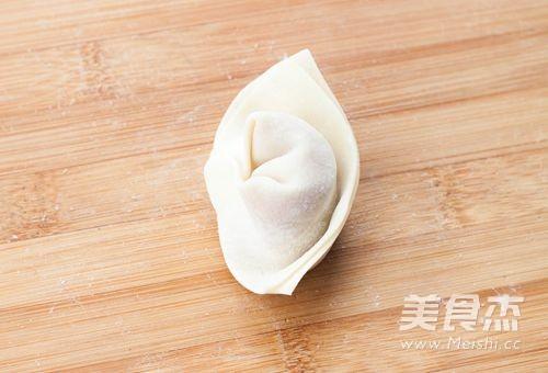 鲜肉虾仁大馄饨怎么炒