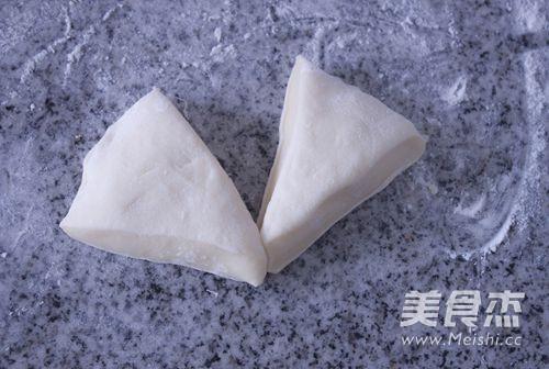 软心半月面包---有它来表达爱意,妥妥的怎么炒