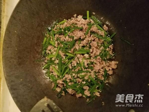 韭菜花炒肉怎么吃