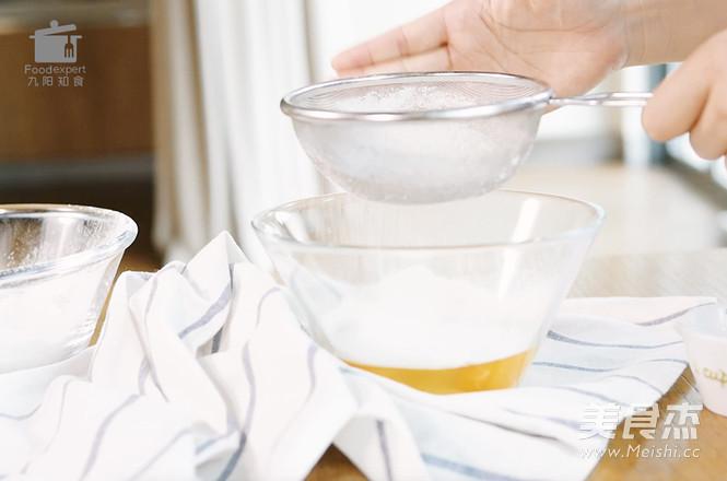 豆浆松饼的做法图解
