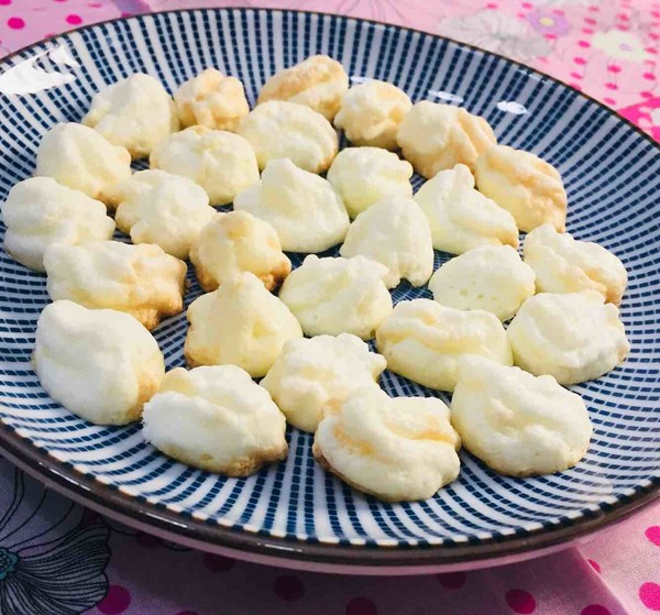 酸奶溶豆怎样煮