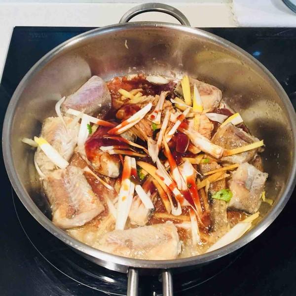红烧明太鱼怎么吃
