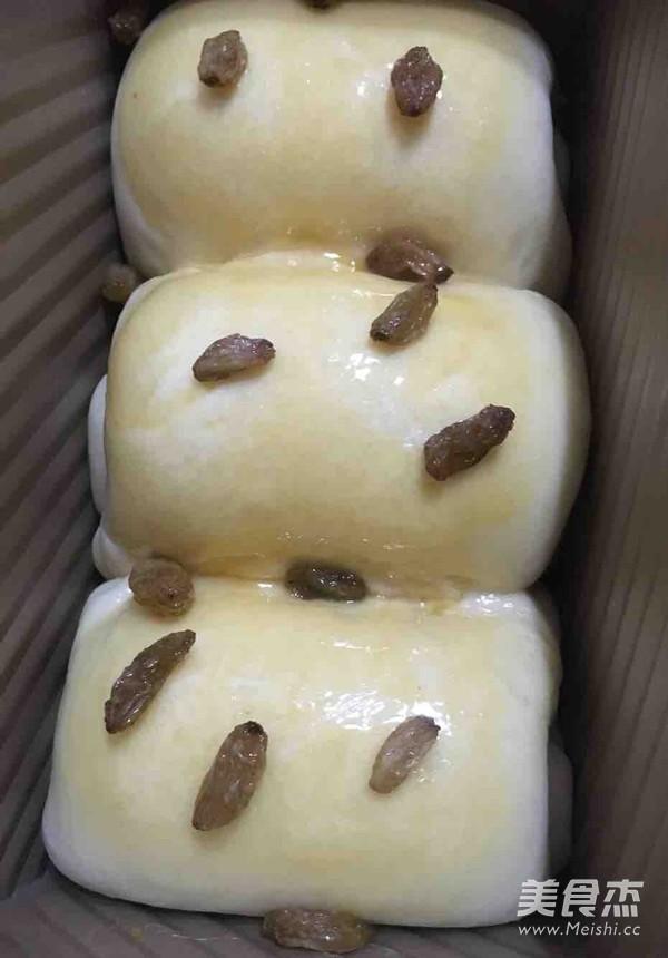 香浓椰香葡萄干面包怎样煸