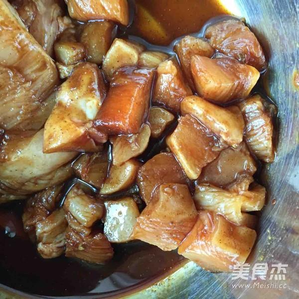 黄金鸡米花的简单做法