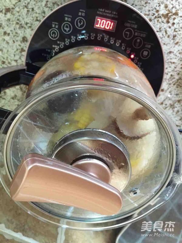 玉米排骨营养汤怎么煮