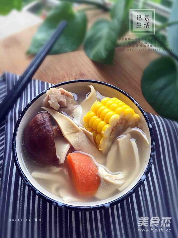 玉米排骨营养汤怎样煸