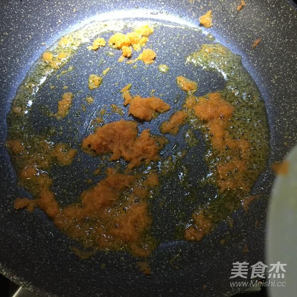 腊肠炒饭的做法图解