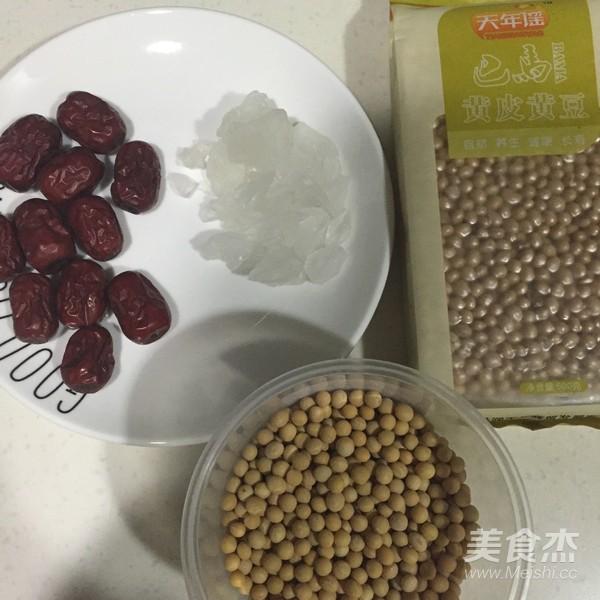 红枣豆浆的做法大全