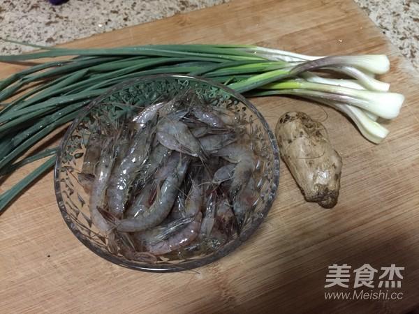 老荞炒河虾的做法大全