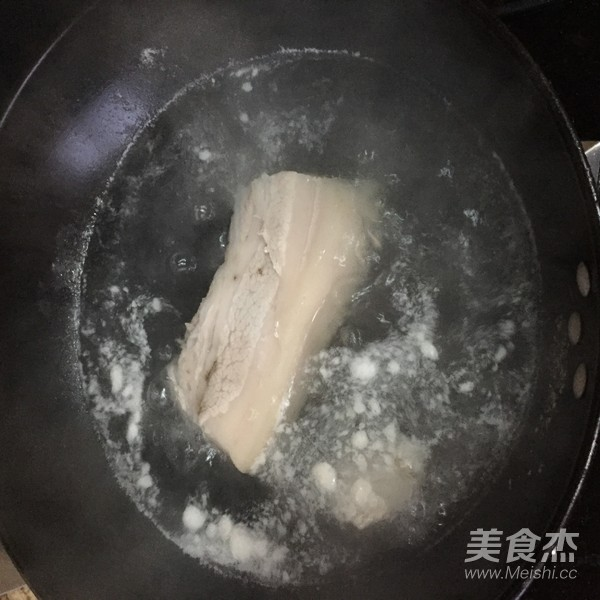 青椒炒肉片的做法大全
