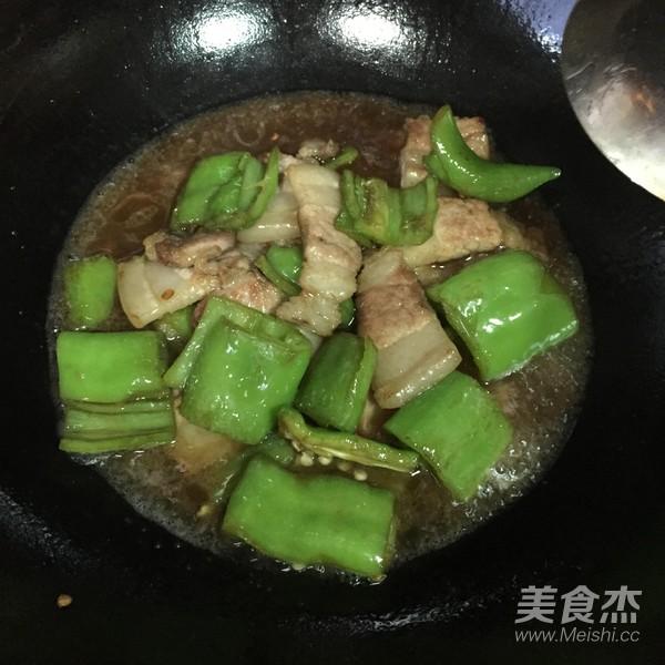青椒炒肉片怎么煮