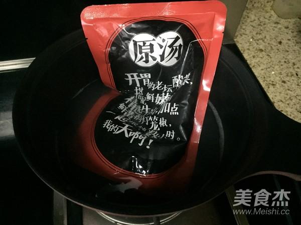 海鲜酸菜牛肉米粉怎么炒