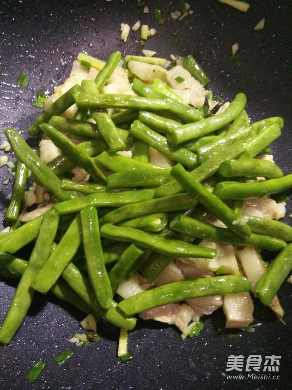 豆角焖面怎么煮