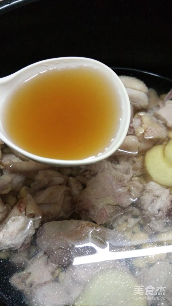茶树菇鸡汤怎么吃
