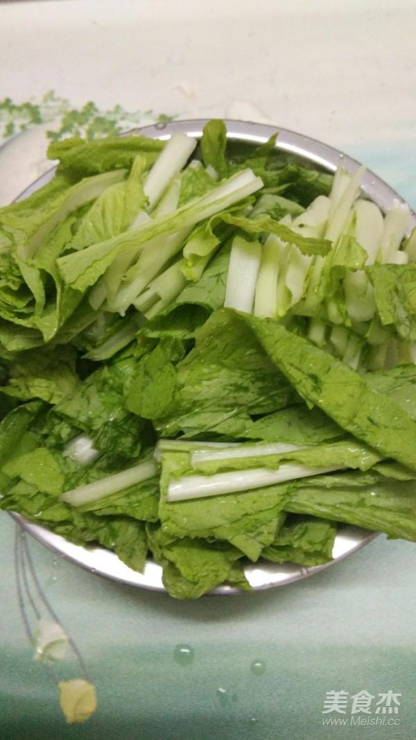 小白菜豆腐汤的做法大全