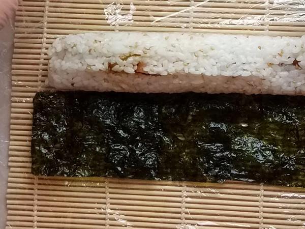 海苔寿司怎么煸
