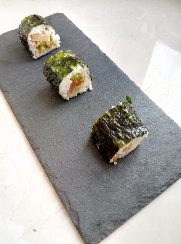 海苔寿司怎样炒