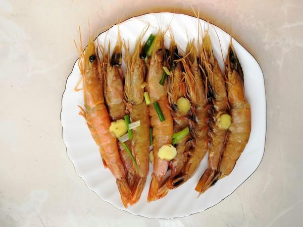 清蒸海虾的做法大全