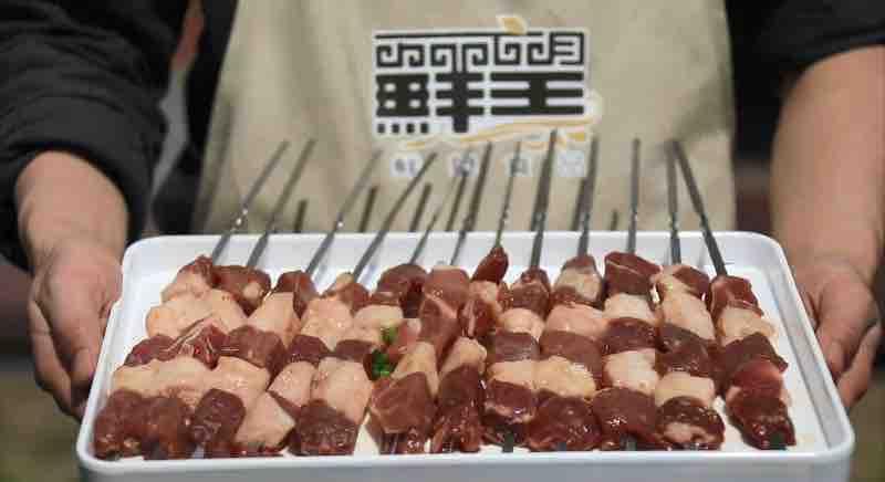 烤羊肉串的做法大全