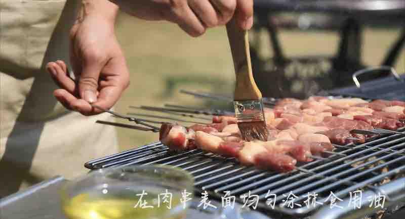 烤羊肉串的家常做法