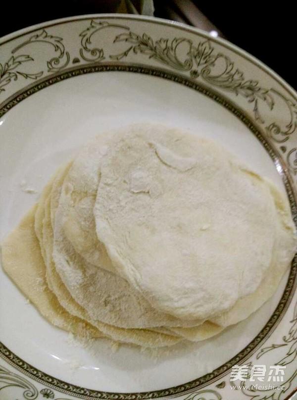 香菇玉米猪肉饺的做法图解