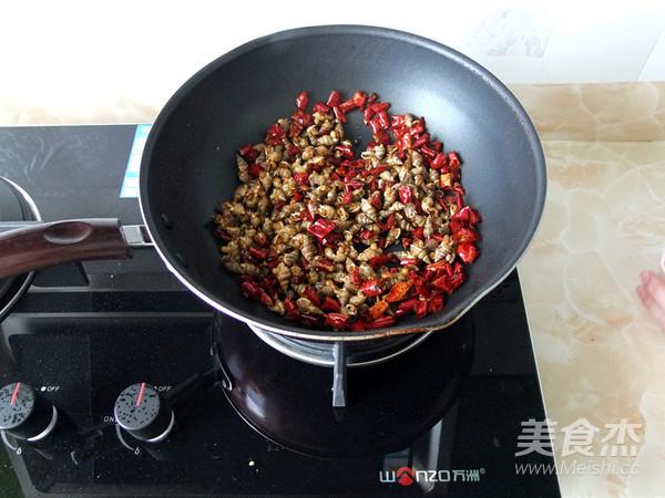 辣炒海瓜子怎么做