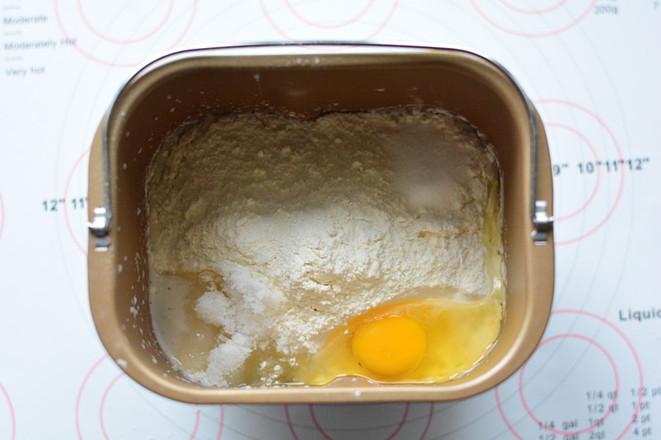 奶油小面包的做法图解