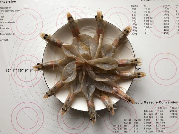 蒜蓉蒸虾的简单做法