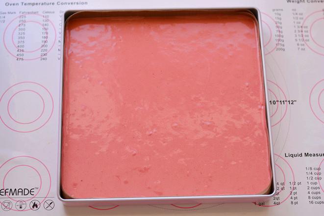 红丝绒蛋糕卷怎么煸